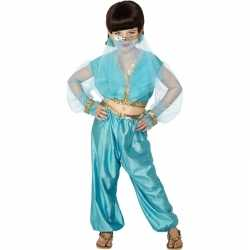 Arabische prinses carnavalsoutfit kleding meisjes