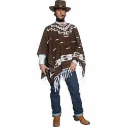 Authentieke western cowboy carnavalsoutfit
