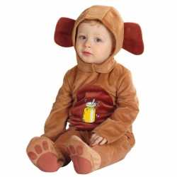 Beren carnavalsoutfit kleding baby's