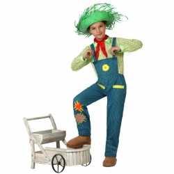 Boeren jongen carnavalsoutfit