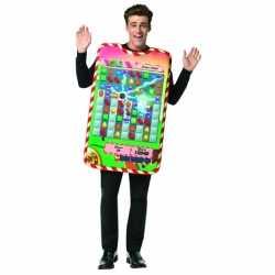 Candy crush carnavalsoutfit kleding volwassenen