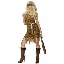 Cavewoman carnavalsoutfit