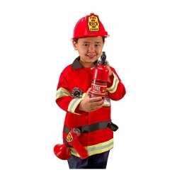 Complete brandweer outfit kleding kinderen