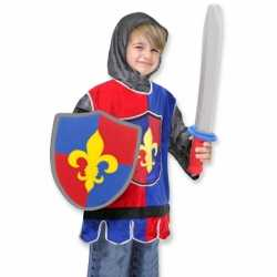Complete ridder outfit kleding kinderen