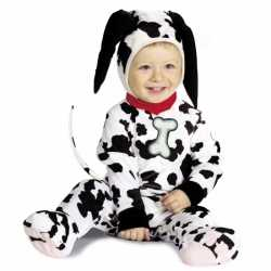 Dalmatier carnavalsoutfit kleding baby's