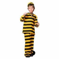 Dalton boeven carnavalsoutfit kleding kinderen