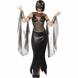 Egyptische godin Bastet carnavalsoutfit kleding dames