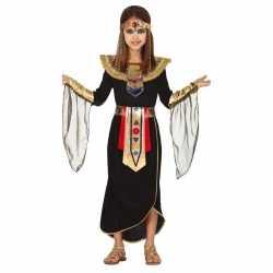 Egyptische prinses verkleed carnavalsoutfit kleding meisjes