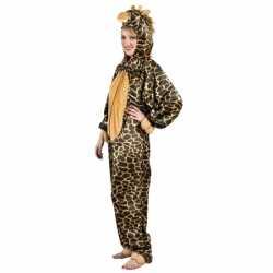 Giraffe dierencarnavalsoutfit kleding dames