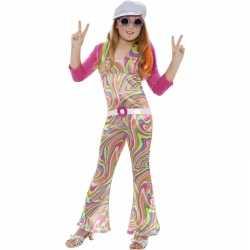 Groovy carnavalsoutfit kleding meisjes