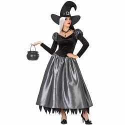 Heksen/feeks verkleed carnavalsoutfit kleding dames