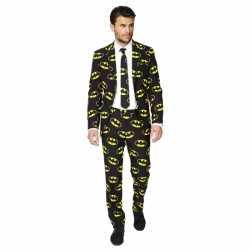Heren carnavalsoutfit Batman kleding