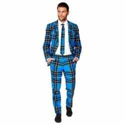 Heren carnavalsoutfit Schotse kleding