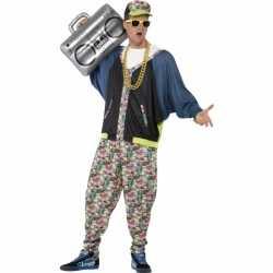 Hip hop carnavalsoutfit kleding mannen