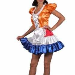 Hollands meisje carnavalsoutfit