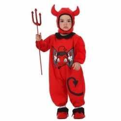 Horror Duivel carnavalsoutfit kleding kinderen