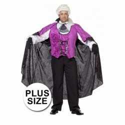 Horror Grote maten vampier carnavalsoutfit
