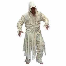 Horror Mummiecarnavalsoutfit kleding mannen