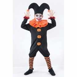 Horror Nar carnavalsoutfit kleding kinderen