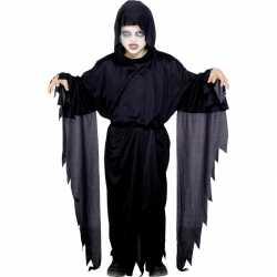 Horror scream carnavalsoutfit kleding kinderen