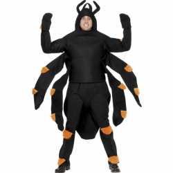 Horror Spinnen carnavalsoutfit