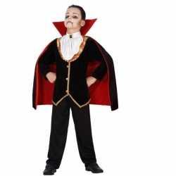 Horror vampier carnavalsoutfit kleding kinderen