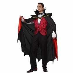 Horror Vampier carnavalsoutfit kleding volwassenen