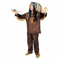 Indianen carnavalsoutfit hania kleding mannen