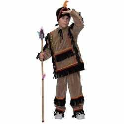 Indianen carnavalsoutfit kleding kinderen
