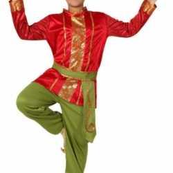Indisch carnavalsoutfit kleding jongens Bollywood
