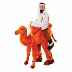 Instap kamelen carnavalsoutfit