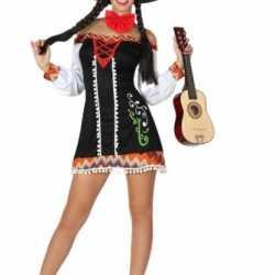 Mexicaans carnavalsoutfit kleding dames
