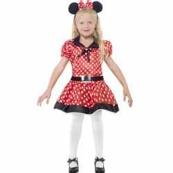 Minnie Mouse carnavalsoutfit kleding meisjes