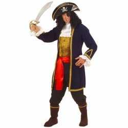 Piraten kapiteins carnavalsoutfit mannen