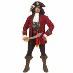 Piraten rovers carnavalsoutfit kleding mannen