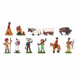 Plastic indianencowboys