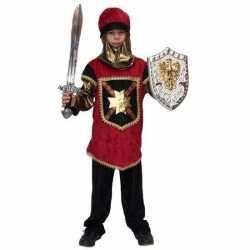 Ridder carnavalsoutfit kleding kinderen