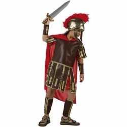 Romeinse soldaat fabius carnavalsoutfit kleding jongens