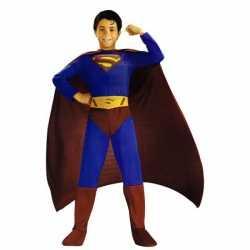 Superman carnavalsoutfit kleding jongens