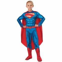 Superman carnavalsoutfit verkleedkleding kleding kinderen