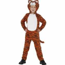 Tijger carnavalsoutfit kleding kinderen