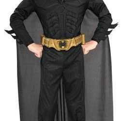 Verkleedkleding Batman carnavalsoutfit kleding kinderen