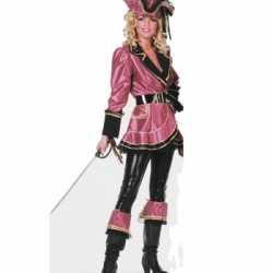 Verkleedkleding piraten carnavalsoutfit dames