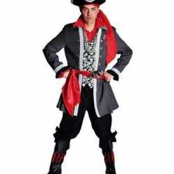 Verkleedkleding piraten carnavalsoutfit kleding mannen