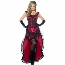 Western Brothel Babe carnavalsoutfit