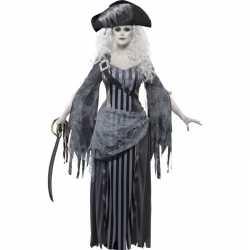 Zombie piraten carnavalsoutfit kleding dames