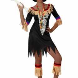 Zulu carnavalsoutfit kleding dames zebra kleding